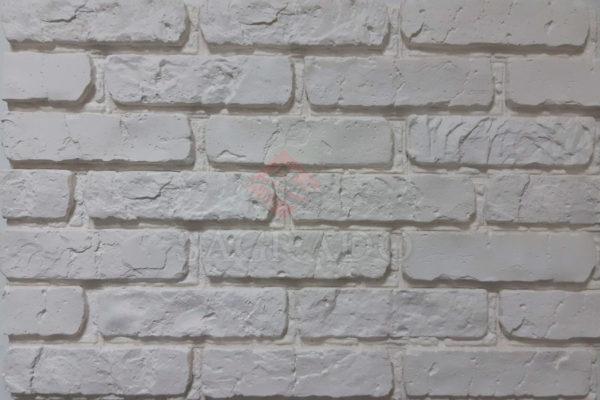 Гипсовая плитка под кирпич Лофт со швом в Киеве от производителя