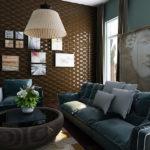 Декоративные гипсовые 3д панели Кирпичи под заказ