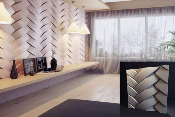 Декоративная панель Плетение от Производителя Sagrado
