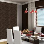 Декоративная стеновая 3д панель Сахара в интерьере