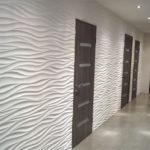 Декоративная стеновая панель Амбровая вуаль