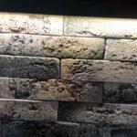 Декоративная гипсовая плитка под кирпич Оксфорд в Киеве дешиво