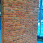 Крашенная гипсовая плитка под старинный кирпич от Sagrado.com.ua