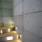 Гипсовые панели под бетон от производителя в Киеве