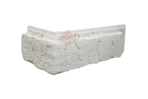 Угловая плитка Лофт со швом