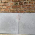 Бетонные панели из гипса с болтами в Киеве