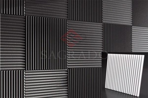 Гипсовые 3д панели Зигзаг в Украине от производителя