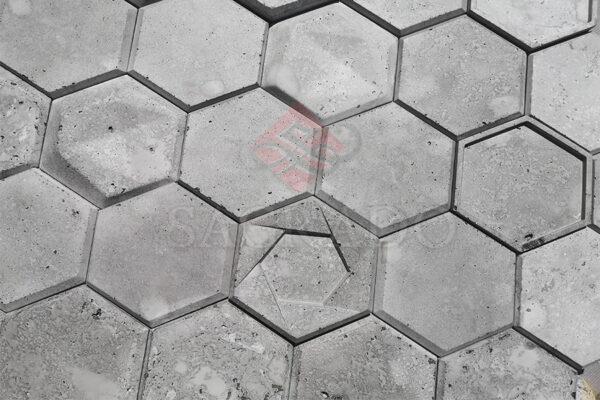 гипсовые 3д панели соты под бетон в КИЕВЕ